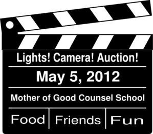 School Auction 3 Clip Art