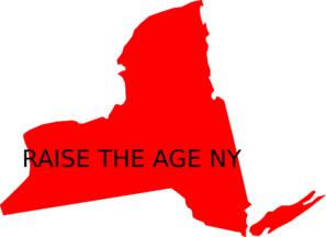 Raise The Age Ny Clip Art