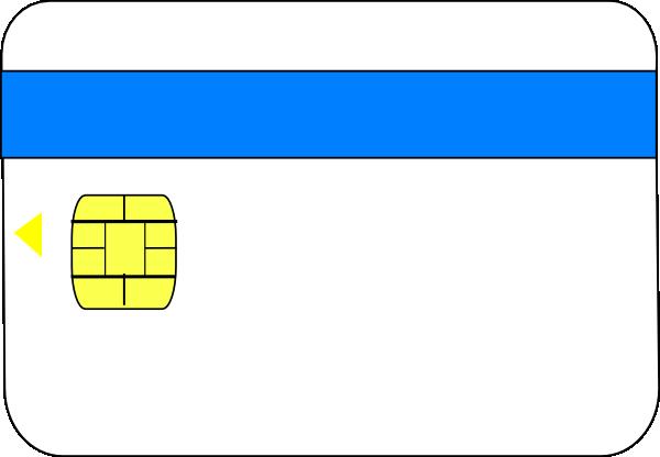 credit card clip art at clkercom vector clip art online