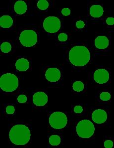 green polka dots clip art at clker com vector clip art online rh clker com polka dot clip art background polka dot clipart free
