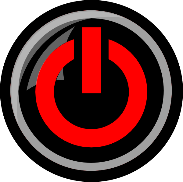 power switch clipart - photo #21