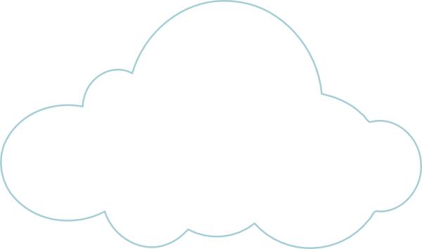 Transparent Cloud Clipart | www.imgkid.com - The Image Kid ...