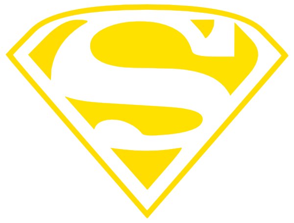 Wildcats superman logogold only clip art at clker vector download this image as voltagebd Images