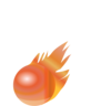 Fire Ball Clip Art