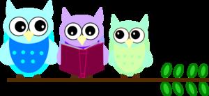 Owl Family Reading Clip Art at Clker.com - vector clip art ...