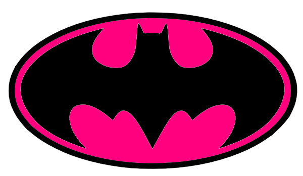 Obsessed image for batgirl logo printable