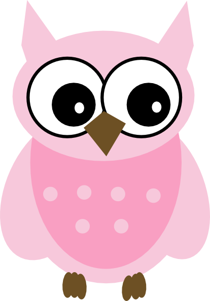 Blue Owl Clip Art At Clker Com Vector Clip Art Online