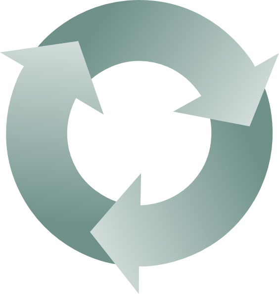 free clipart circular arrow - photo #14