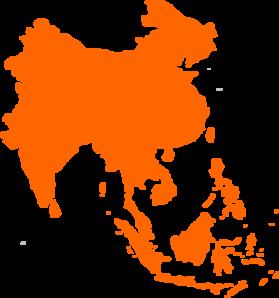 Southeast Asia 2 Clip Art at Clker.com - vector clip art online ...