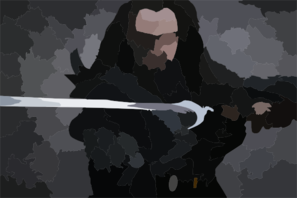 Thorin Oakenshield The Hobbit Movie Image Clip Art