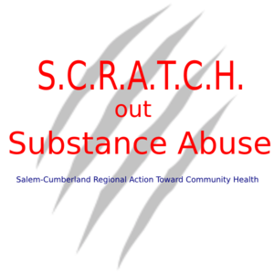 Scratch Out Substance Abuse Logo3 Clip Art