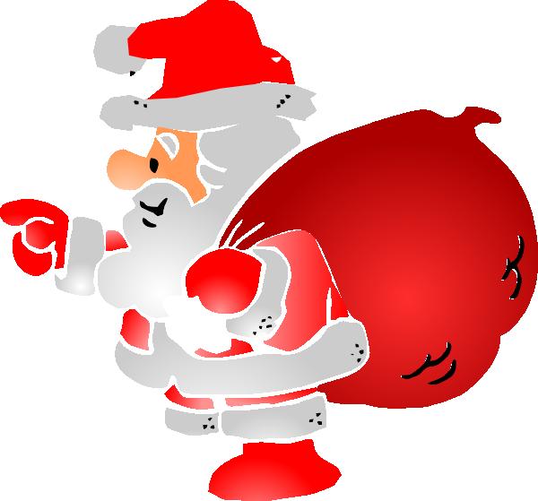 Signature Clipart Free Secret Santa Free Clipart