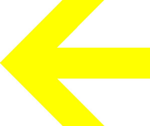 clipart yellow arrow - photo #29