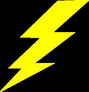 Storm Lightning Bolt Clip Art