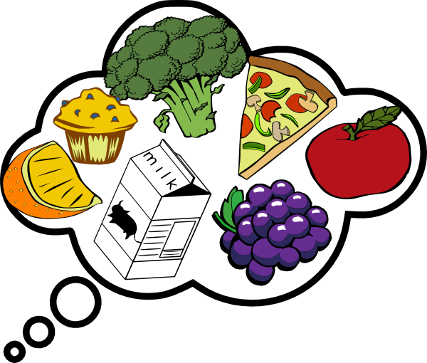 Food For Thought Clip Art at Clker.com - vector clip art ...