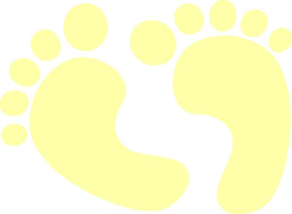clip art baby feet free - photo #22