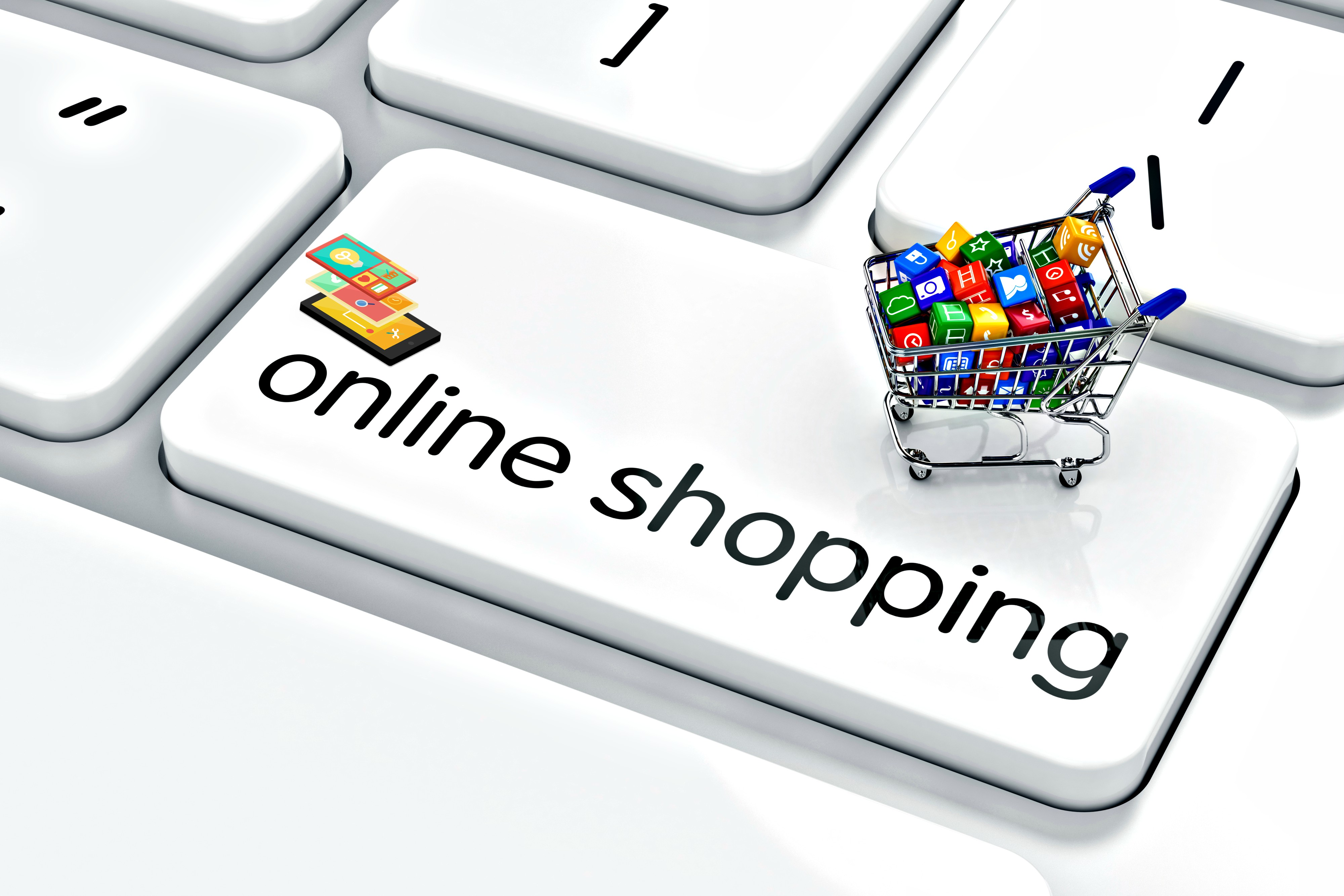 Clipart Online Shopping
