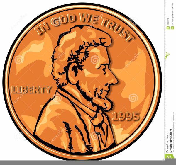 clipart penny free images at clker com vector clip art online rh clker com penny clipart black and white penny clip art images free