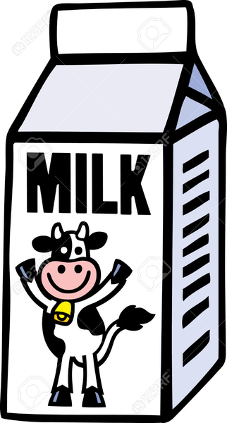 cartoon milk carton free images at clker com vector clip art rh clker com milk clip art free milk clipart free