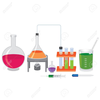 Science Experiments Clipart Image