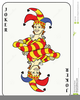Free Poker Cards Clipart Image