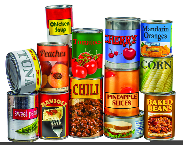 Canned Goods Clipart | Free Images at Clker.com - vector ...