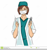 Cartoon Dentist Clipart Image