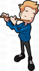 Playing The Flute Clipart Image