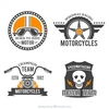 Free Clipart Motorcycles Image
