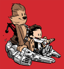 Chewie And Han Image