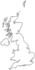 Uk Map Outline Clip Art