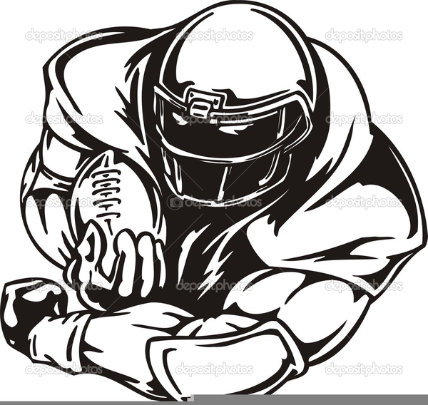 Free American Football Clipart   Free Images at Clker.com ...