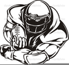 Free American Football Clipart Image