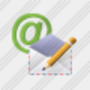 Icon Create Email Image
