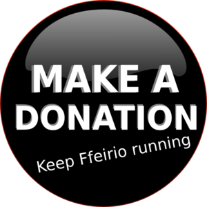 Donate To Ffeirio Clip Art