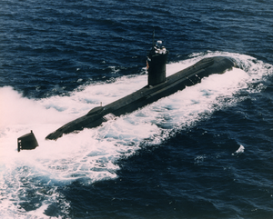 Uss Dolphin Image