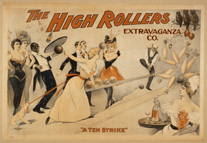 The High Rollers Extravaganza Co. Image