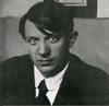 Pablo Picasso Young Image