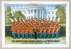 The United States Marine Band At The White House Image
