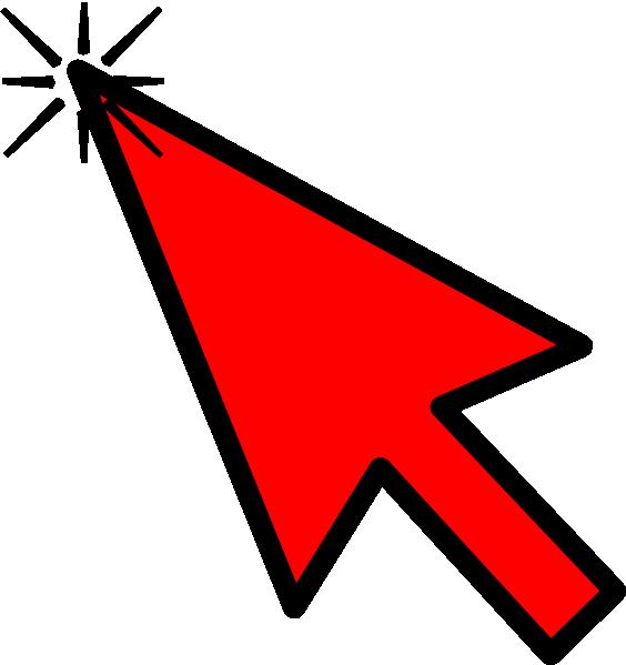 Mouse Red Click Clip Art at Clker.com - vector clip art online ...