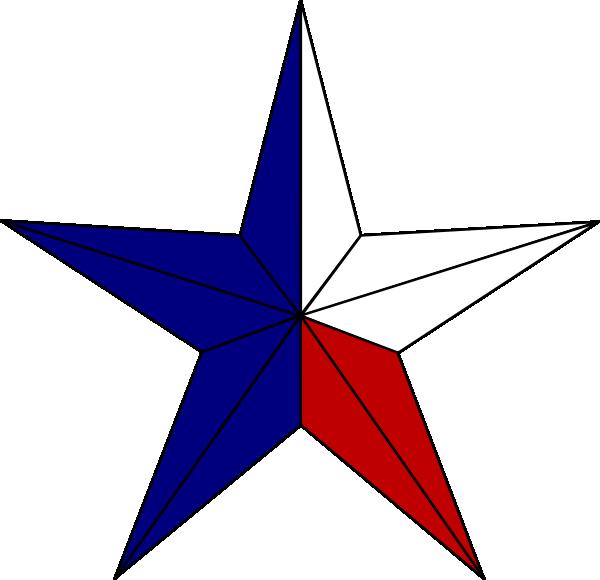 Star Texas Clip Art At Clker Com Vector Online Royalty Rh