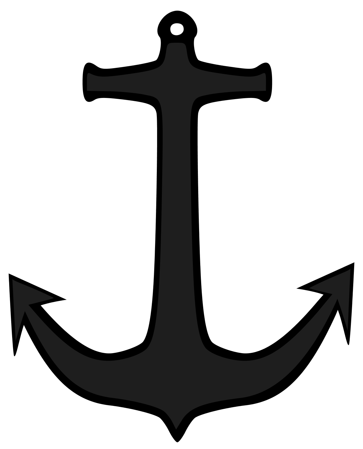 Anchor | Free Images at Clker.com - vector clip art online ...