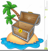 Free Treasure Chest Clipart Image
