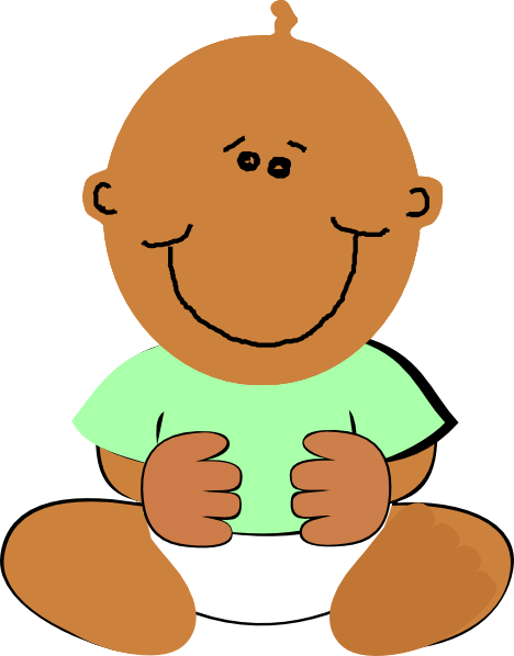 clipart of baby - photo #18
