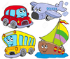 Clipart Transporter Image