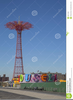 Free Coney Island Clipart Image