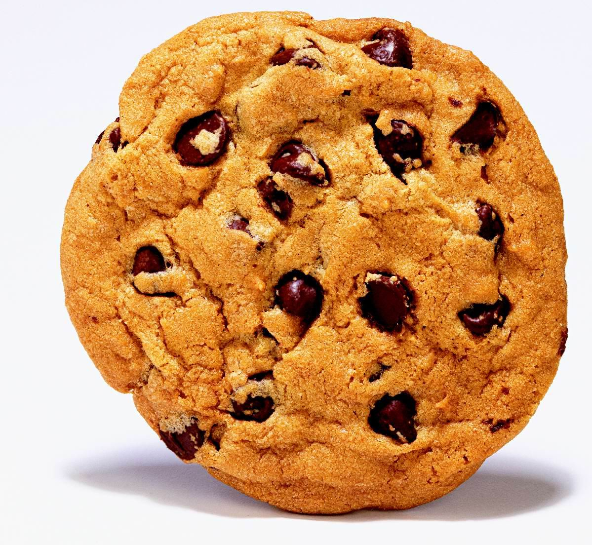 Chocolate Chip Cookie | Free Images at Clker.com - vector clip art ...