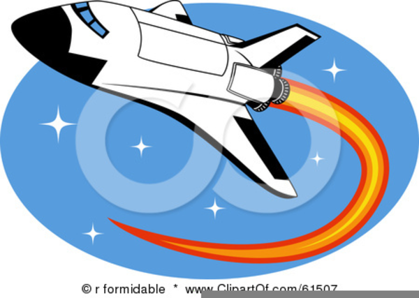 animated space shuttle clipart free images at clker com vector rh clker com  space shuttle clipart