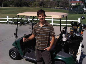 Mike Golf Image