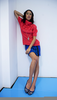 Benetton Jumper Dress Image